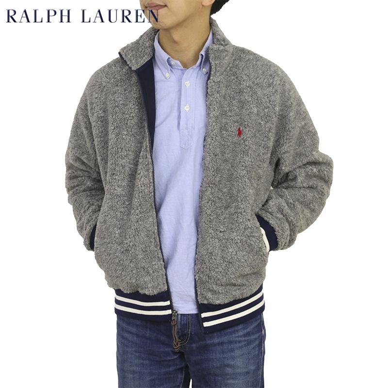 ポロ ラルフローレン フリース ジップアップ ジャケット レトロパイル POLO Ralph Lauren Men's Pile Fleece Hoodie US
