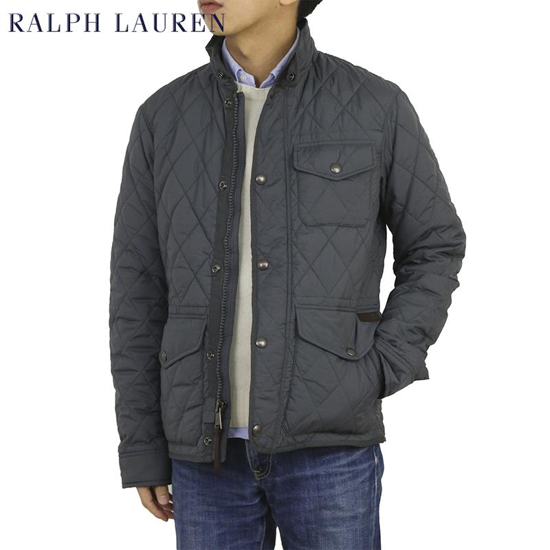 ポロ ラルフローレン メンズ キルティング ジャケット POLO Ralph Lauren Men's Diamond Quilted Jacket US