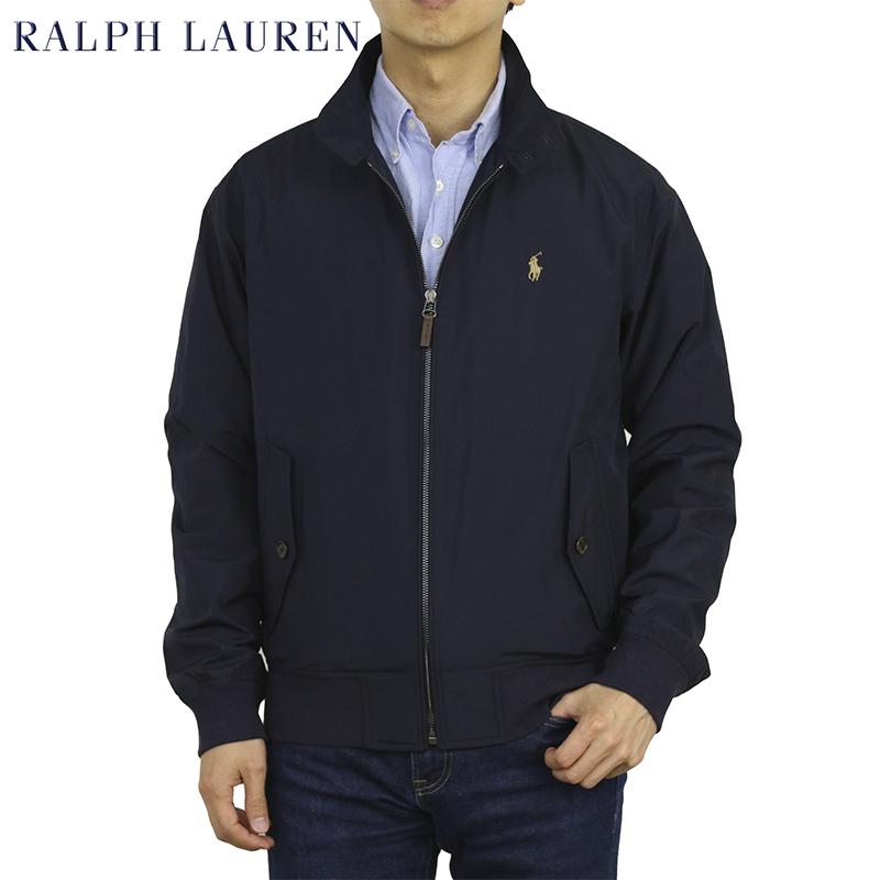ポロ ラルフローレン ライト スイングトップPOLORalph Lauren Men's Harrington Jacket US