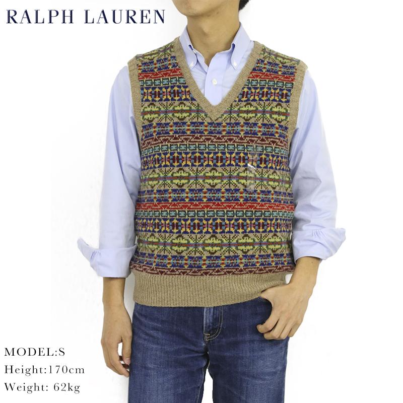 abjnuts   Rakuten Global Market: The Ralph Lauren Men's Fairisle ...