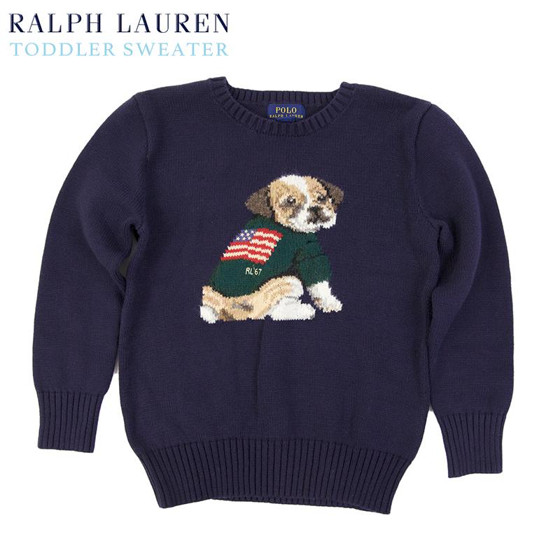 Abjnuts 2 7 Ralph Lauren Boys Holiday Dog Sweater Ralph Lauren