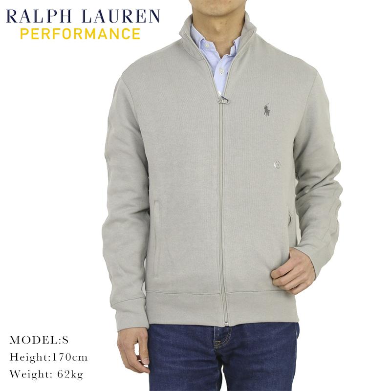 ポロ ラルフローレン パフォーマンス ジャージ フルジップ トラックジャケット ワンポイント Polo Ralph Lauren