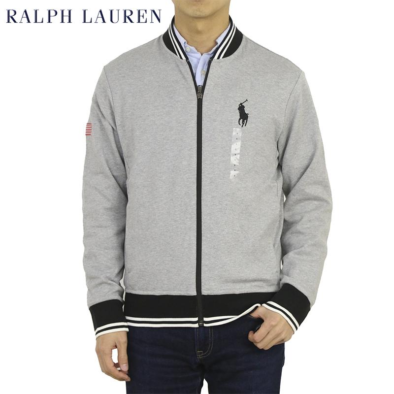 ポロ ラルフローレン アメリカ国旗 ジャージ トラックジャケット Polo Ralph Lauren Men's
