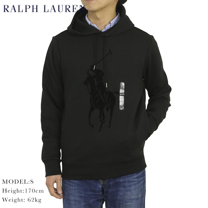 ポロ ラルフローレン ポニープリント プルオーバー スウェット パーカー POLO Ralph Lauren Men's POLO Pullover Parka US