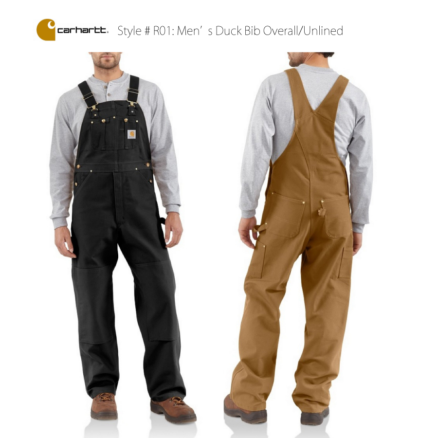 d2bb3ee52ae abjnuts: R01 Carhartt Men's Duck Bib Overall/Unlined car heart duck ...