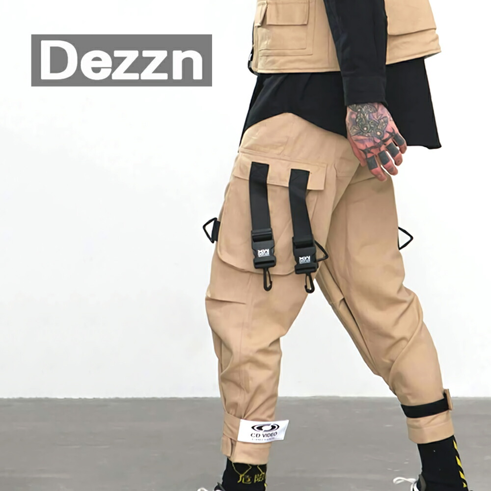DEZZN ディズーン CD VIDEO PANTS BEGI パンツ