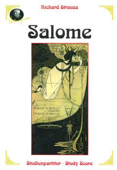 GYA00037552 シュトラウス R. : オペラ「サロメ」 Op.54【楽譜】【沖縄・離島以外送料無料】