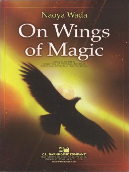 【取寄品】UN636 輸入 魔法の翼で【楽譜】【送料無料】【smtb-u】[音符クリッププレゼント]