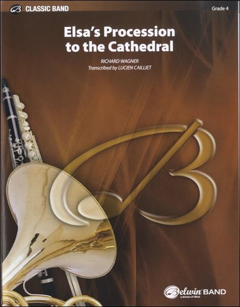 【取寄品】UC24 輸入 エルザの大聖堂への行列【楽譜】【送料無料】【smtb-u】[おまけ付き]