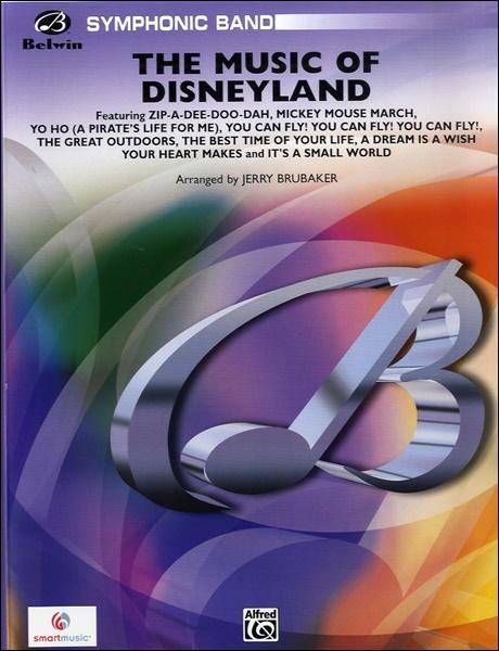 【取寄品】UP364 輸入 ディズニーランドのテーマ音楽(ミッキーマウス・マーチ他全8曲メドレー)【楽譜】【送料無料】【smtb-u】[音符クリッププレゼント]