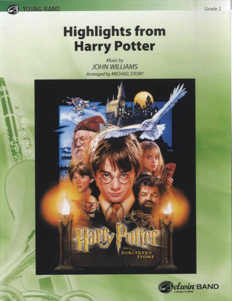 【取寄品】EUP163 輸入 「ハリー・ポッター」ハイライト(同名映画より)【楽譜】【沖縄・離島以外送料無料】