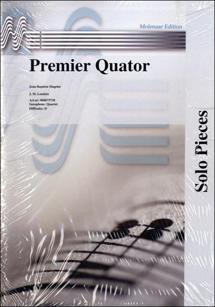 【取寄品】AW162 輸入 四重奏曲 第1番 Op.53【サクソフォーン四重奏】【楽譜】【送料無料】【smtb-u】[おまけ付き]