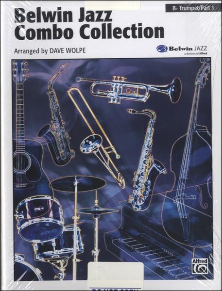【取寄品】JZB1216 輸入 ベルウィン・ジャズコンボ・コレクション【楽譜】【沖縄・離島以外送料無料】