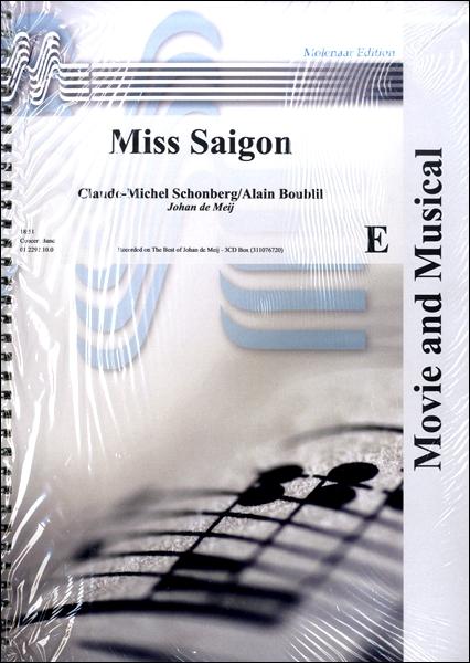 【取寄品】輸入Miss Saigon/ミス・サイゴン【楽譜】【沖縄・離島以外送料無料】