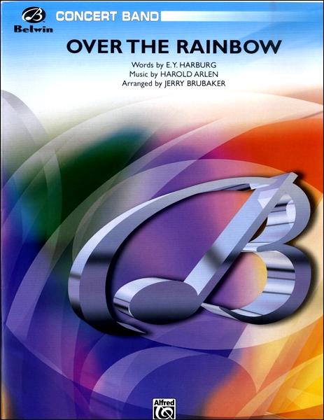 【取寄品】輸入OVER THE RAINBOW/虹のかなたに【楽譜】【沖縄・離島以外送料無料】