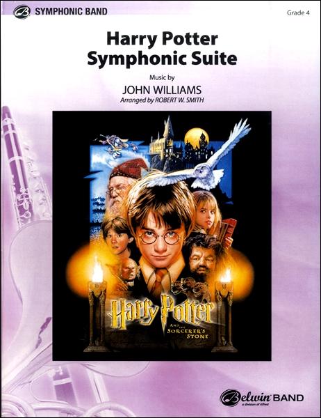 【取寄品】輸入HARRY POTTER SYMPHONIC SUITE/交響組曲「ハリー【楽譜】【沖縄・離島以外送料無料】