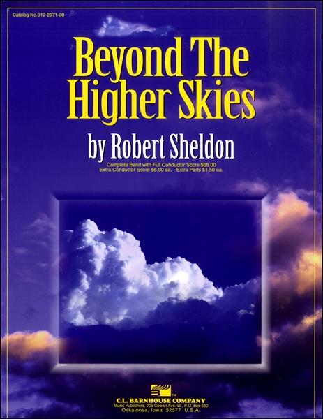 【取寄品】輸入BEYOND THE HIGHER SKIES/大空を越えて【楽譜】【沖縄・離島以外送料無料】