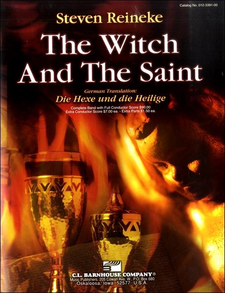 【取寄品】輸入THE WITCH AND THE SAINT/魔女と聖人【楽譜】【沖縄・離島以外送料無料】