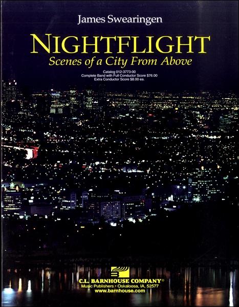 【取寄品】輸入NIGHTFLIGHT/ナイトフライト【楽譜】【沖縄・離島以外送料無料】