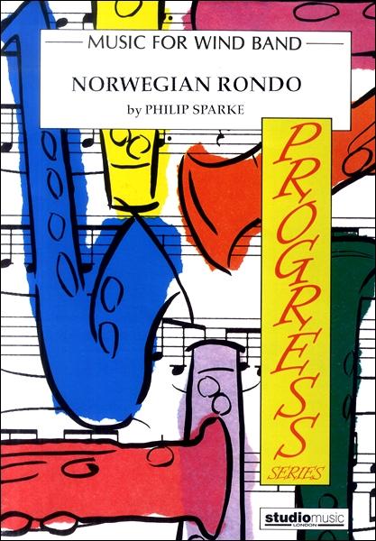 【取寄品】輸入Norwegian Rondo/ノルウェーのロンドCD付【楽譜】【沖縄・離島以外送料無料】