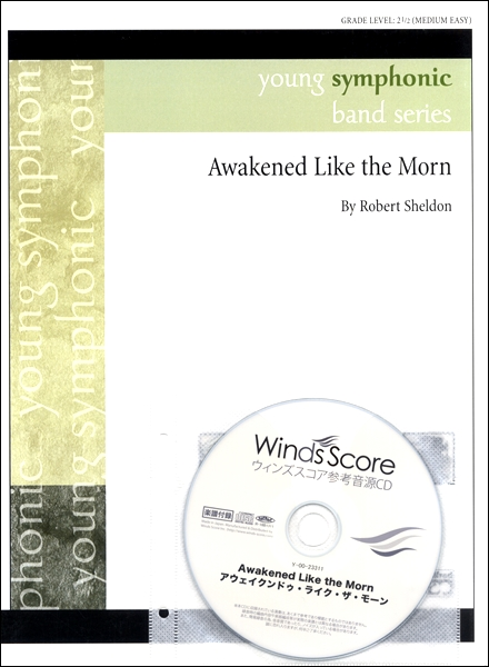 【取寄品】輸入Awakened Like the Morn/アウェイクンドゥ・ライク・ザ・モーンCD付【楽譜】【沖縄・離島以外送料無料】