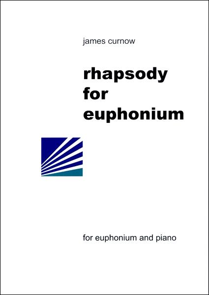 【取寄品】輸入Rhapsody for Euphonium (for Euphonium and Piano)/ラプソディ(Euph.ソロ)【楽譜】【沖縄・離島以外送料無料】[おまけ付き]
