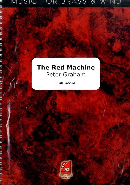 【取寄品】輸入THE RED MACHINE/ザ・レッド・マシーン【楽譜】【沖縄・離島以外送料無料】