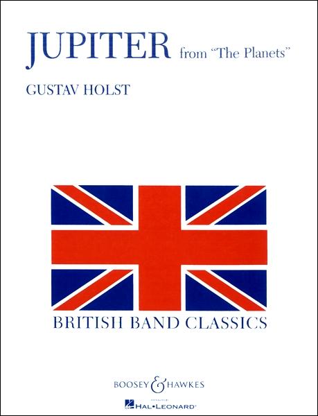 【取寄品】輸入Jupiter (from The Planets)/木星 - 快楽をもたらす者(組曲「惑星」より)【楽譜】【沖縄・離島以外送料無料】