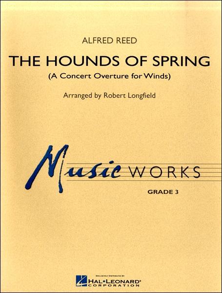 【取寄品】輸入THE HOUNDS OF SPRING/序曲「春の狩猟」【楽譜】【沖縄・離島以外送料無料】