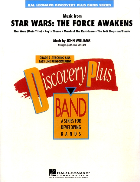 【取寄品】輸入Music from Star Wars: The Force Awakens/「スター・ウォーズ/フォースの覚醒」からの音楽【楽譜】【沖縄・離島以外送料無料】