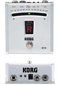 【現品限り】KORG DIGITAL TUNER DT-10【送料無料】【smtb-u】[音符クリッププレゼント]