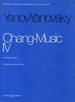 B&H アングロ・ソヴィエト ヤノフ=ヤノフスキー チャンミュージック4【楽譜】【沖縄・離島以外送料無料】
