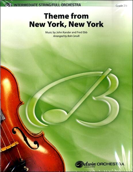 【取寄品】MFOP512 輸入 ニューヨークニューヨーク【楽譜】【沖縄・離島以外送料無料】