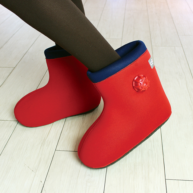 Red (S M) with the bottom for クロッツ and straw or the hot-water bottle foot