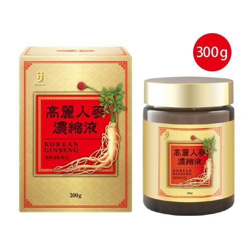 1和高丽胡萝卜浓缩液(300g)