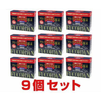 일본 후코이단 엑기스 원말 과립  9 병   카네히데 바이오 주식회사