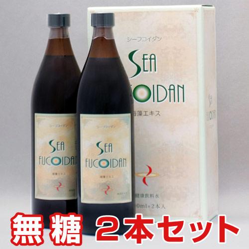 モズクエキスシーフコイダン (sugar-free type) (900 ml of *2 sets)
