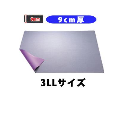 バイオラバーマット 厚み9mm「3LLサイズ(200cm×120cm)」【送料無料】