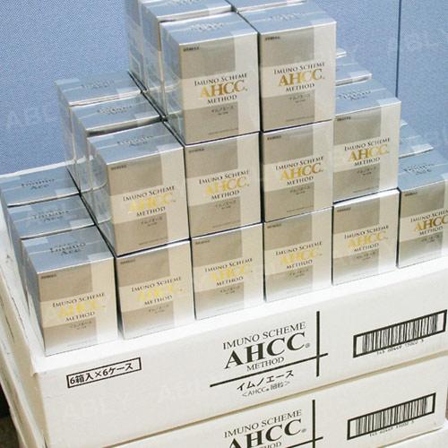 AHCC 이무노 에이스(3 g×30봉지) ×3병