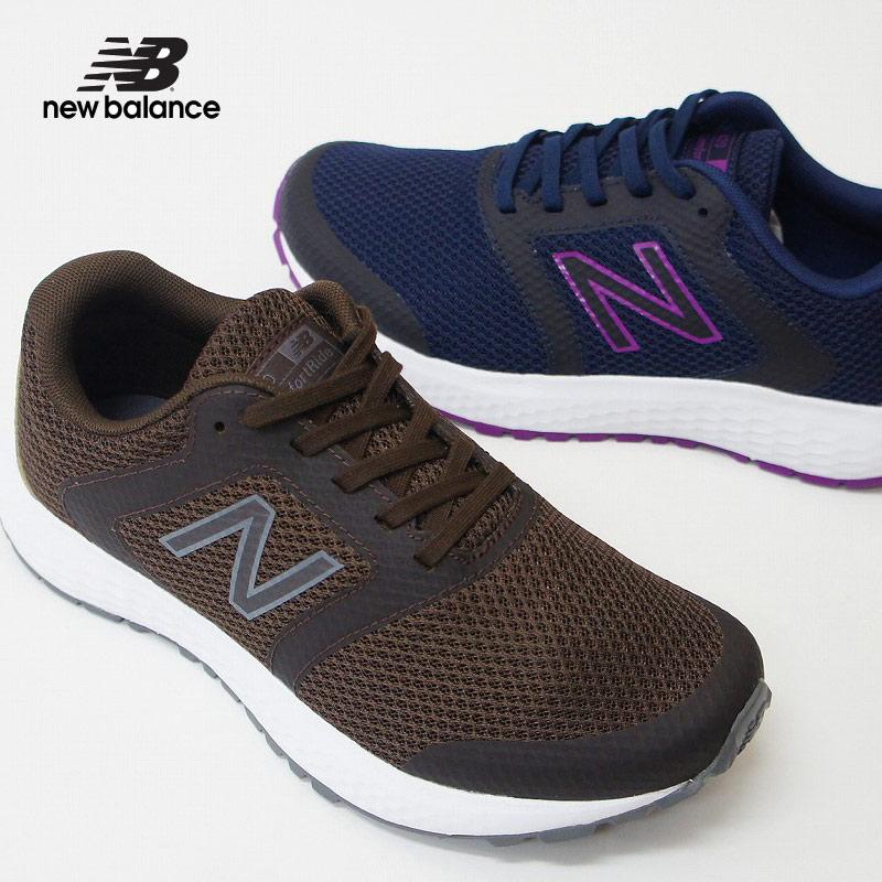 ニューバランス レディース スニーカー 1着でも送料無料 送料無料 newbalance WE420 ジョギング フィットネスラン カジュアル tmnbwe420 女性用 靴 ランニングシューズ トレーニング 2E幅 出群