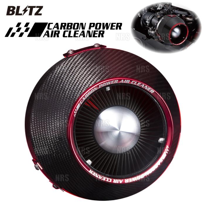 BLITZ ブリッツ カーボンパワーエアクリーナー ゴルフ7 GTI R ご予約品 AUCHH CHH 35210 9~ AUCJXF オンラインショップ CJX 13