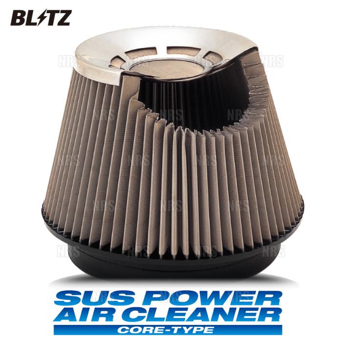 BLITZ ブリッツ 全品最安値に挑戦 サスパワー エアクリーナー ライズ A200A ターボ 19 11~ 26264 開店祝い A210A 1KR-VET