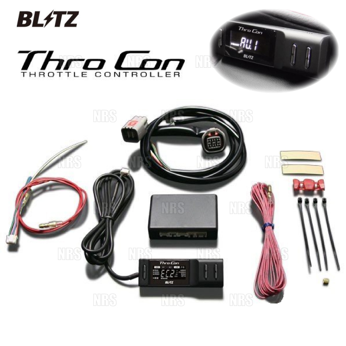 激安ブランド BLITZ ブリッツ Thro Con スロコン ヤリスクロス MXPB10/MXPB15 M15A-FKS 20/8~ (BTSG2, アツシオカノウムラ eaa2b8c8