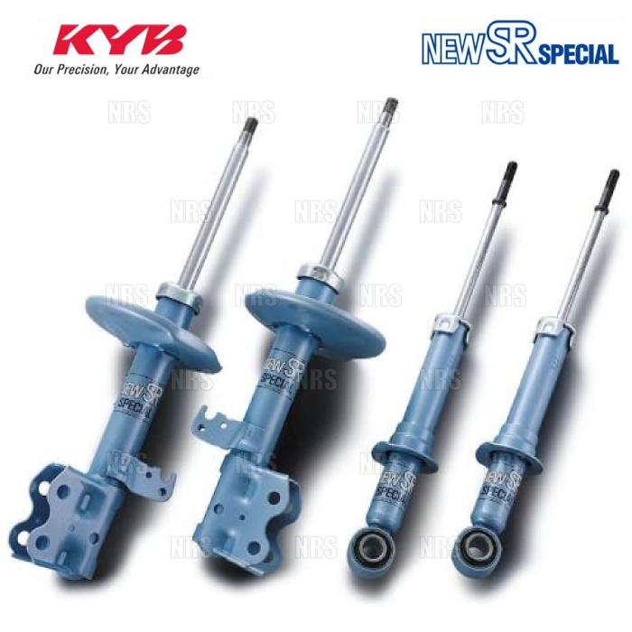 KYB カヤバ NEW 新作アイテム毎日更新 SR SPECIAL リア ラフェスタ B30 NSF1082-NSF1082 04 MR20DE メーカー再生品 12~07 NB30 4WD 5