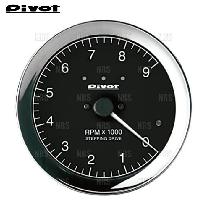 PIVOT ピボット CHRONOSTEP クロノステップ (φ80タコ) eKスポーツ/eKワゴン H81W/H82W 3G83 H13/10~ (CSG
