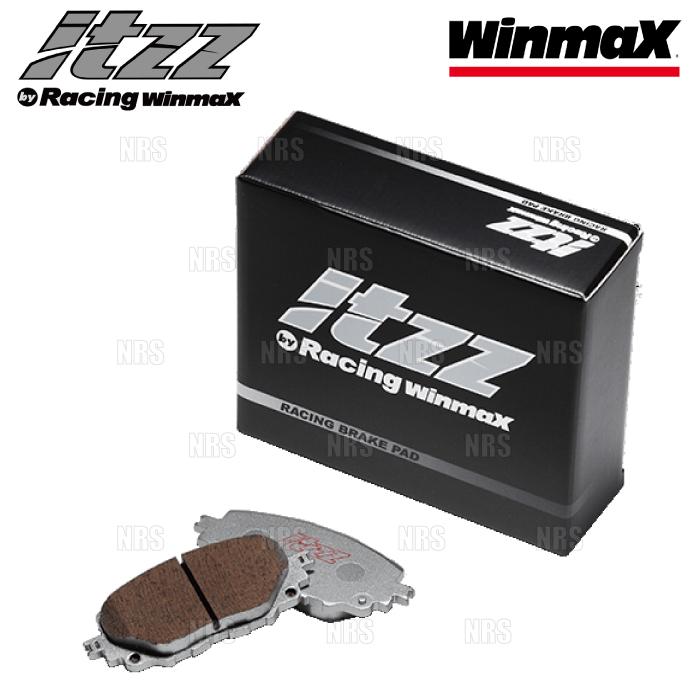 Winmax ウインマックス itzz ブレーキパッド R11 フロント GRヤリス お気に入 1612-R11 20 送料無料限定セール中 GXPA16 9~