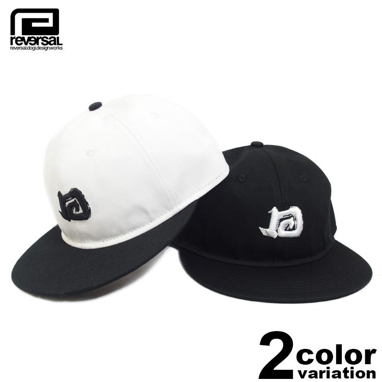 REVERSAL (リバーサル) スナップバック キャップ EDO BIG MARK BB CAP (reversal キャップ リバーサル ベースボール キャップ rv18ss042) 【あす楽対応】