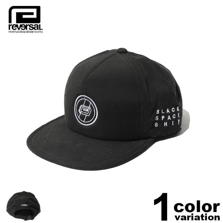 【reversal キャップ】 REVERSAL リバーサル キャップ BSS WATERPROOF CAP [RV19AW021] 【reversal キャップ リバーサル REVERSAL 正規 帽子 防水 撥水】【あす楽対応】