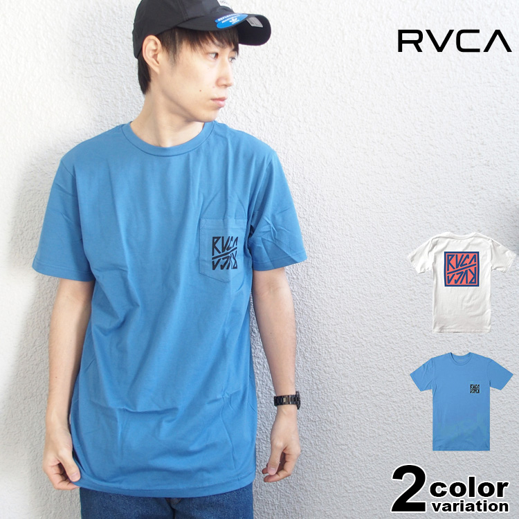 rvca tシャツ キャンペーンもお見逃しなく ルーカ Tシャツ 半袖 RVCA 大決算セール メンズ レディース トリート スケート SEQUEL M4122RSE メール便対応 TEE SS ストリート サーフ M あす楽対応
