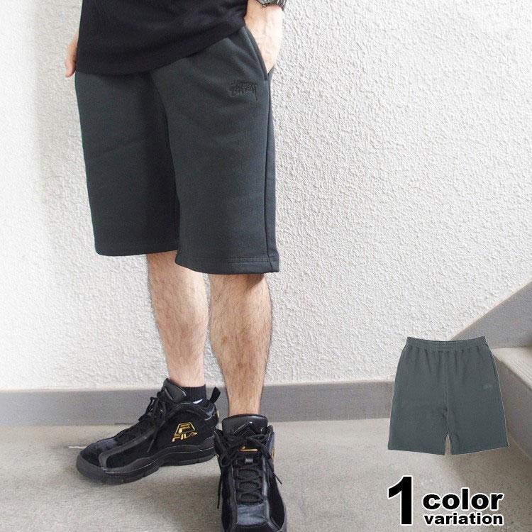 ステューシー STUSSY ショートパンツ メンズ Stock Fleece Short (stussy ショーツ ハーフパンツ スウェット ショーツ 112212 ストゥーシー スチューシー) 【あす楽対応】